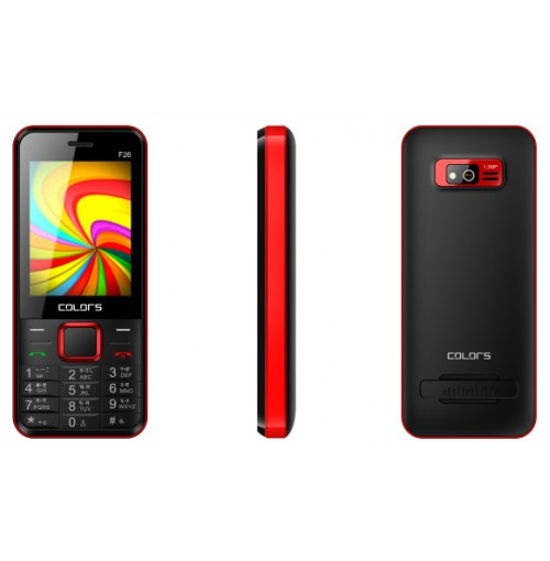 COLORS MOBILE F- 26 (GSM+ GSM)