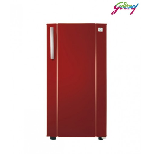 Godrej GDN 185C NEO Single Door 173 Ltr Refrigerator Wine Red