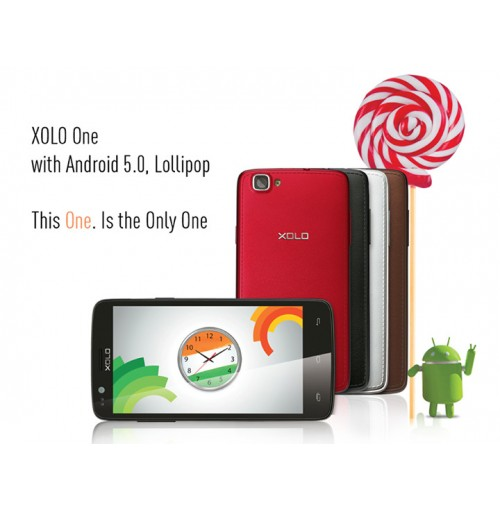 Xolo One Android smartphone
