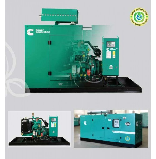 Jakson-Cummins Diesel Generator Set 20 kVA