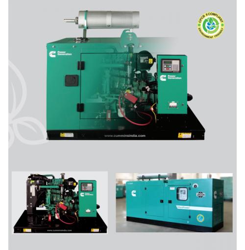 Jakson-Cummins Diesel Generator Set 15 kVA