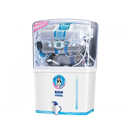 KENT Grand plus with TDS Control System RO+UV+UF Water purifier