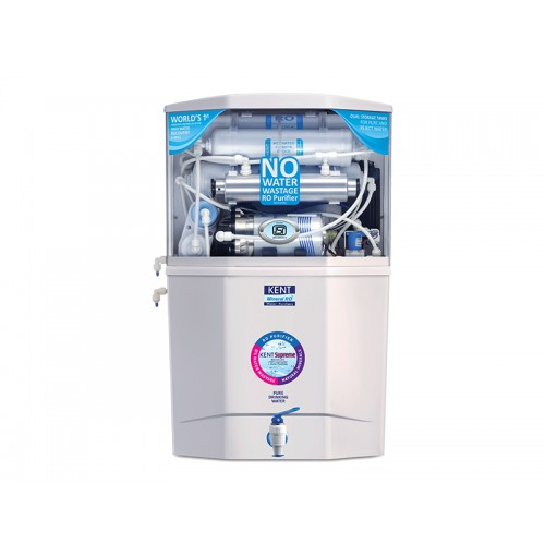 KENT Supreme World's First No Water Wastage RO Purifier