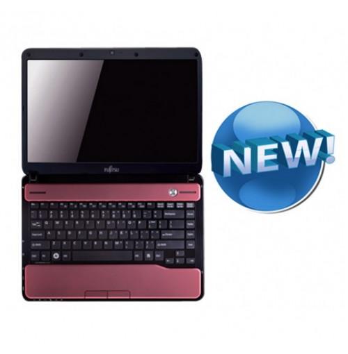 Fujitsu Lifebook Laptop LLH532AAX00000038 (I3-3rd Gen-2GB-500GB) Red