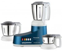 Panasonic Super Mixer Grinder with 3 Jars MX-AC300S Blue