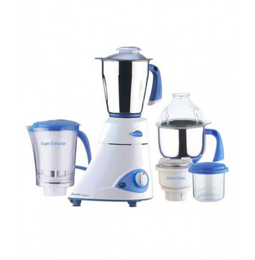 Preethi Blue Leaf Platinum Mixer Grinder MG-139