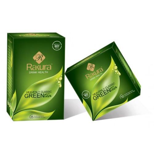 Rakura HEAVENLY CLASSIC HIGH-GROWN GREEN TEA