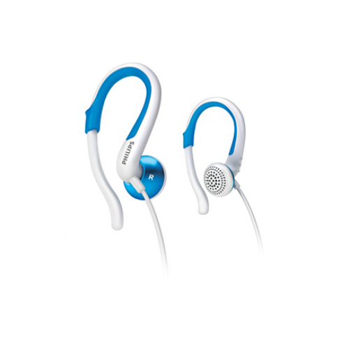 Buy PHILIPS Earhook and Neckband Headphones SHS4843/28 in ...