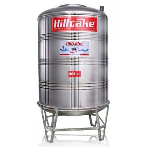 Hilltake Stainless Steel Water Tank SS304- 1000 ltr