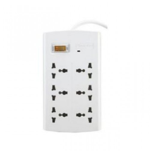 Huntkey SZM 604-2 Power Strip Sockets