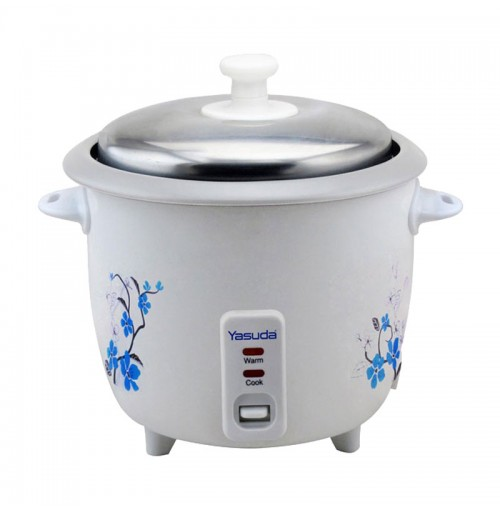 YASUDA 2.5Ltr Lid Type Rice Cooker YS-2250N/W/X