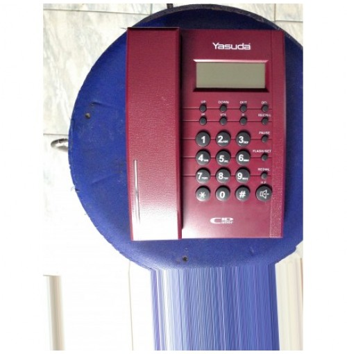 Yasuda Telephone Red YS 79CID_RED