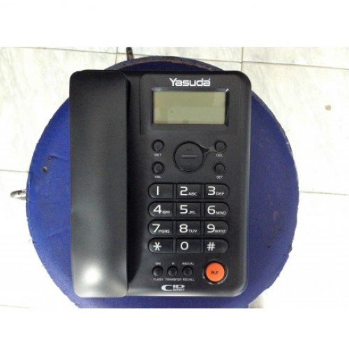 Yasuda telephone Set YS-203CID