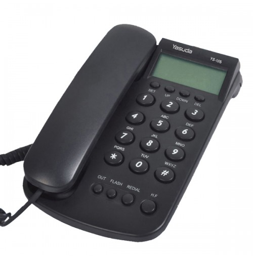 Yasuda Telephone Set YS-105CID