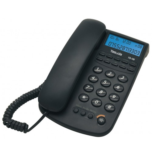 Yasuda Telephone Set YS-106CID