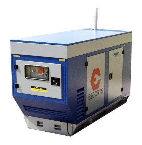 Escorts Diesel Generators 10 KVA Three Phase Gensets