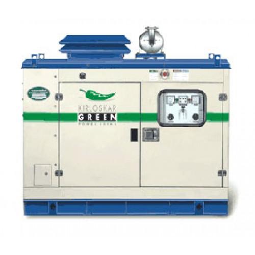 Kirloskar Air Cooled Silent 7.5 Kva Generator