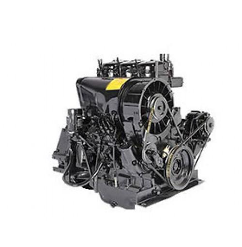 Kirloskar HA394 Air Cooled Silent 25 kVA Three Phase Generator