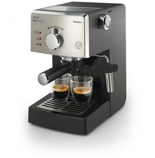 Philips Saeco Poemia Manual Espresso machine HD8325/01 Class