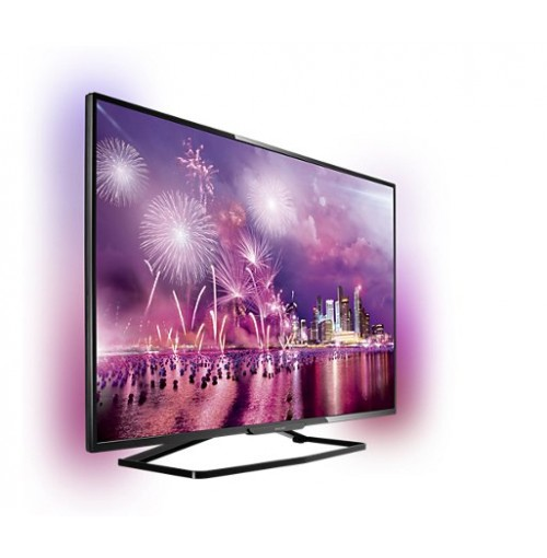 "Philips 6500 series Slim Smart Full HD LED TV 127 cm (50"") 50PFT6509/98"