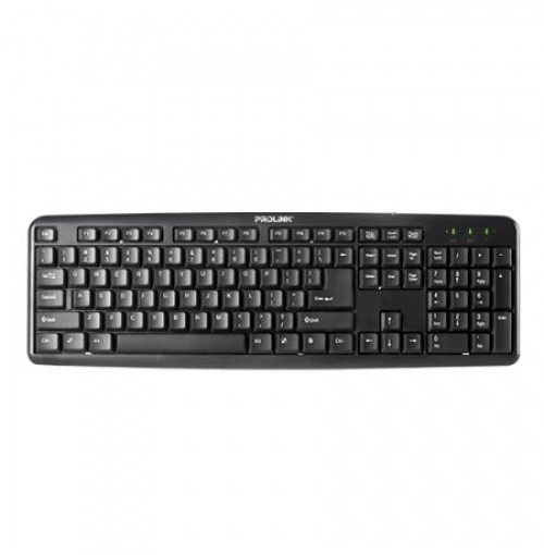 PROLiNK Classic Wired Keyboard PKCS-1005