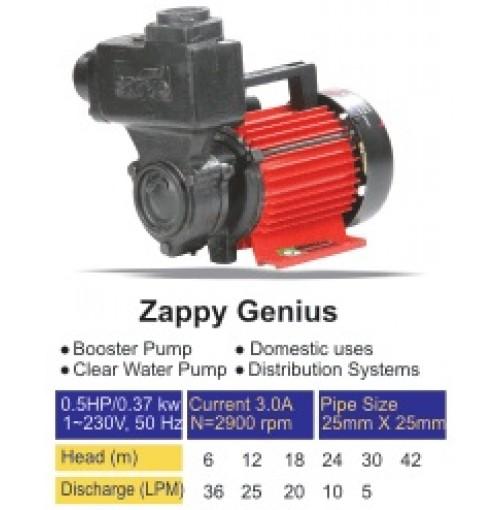 Sarvo Zappy Genius